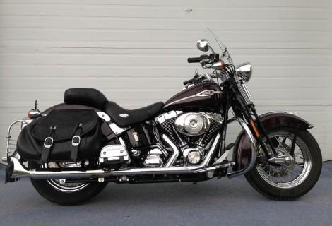 2005 Harley Davidson FLSTSCI 13,495$