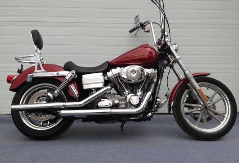 2006 Harley Davidson FXDCI 10,295$