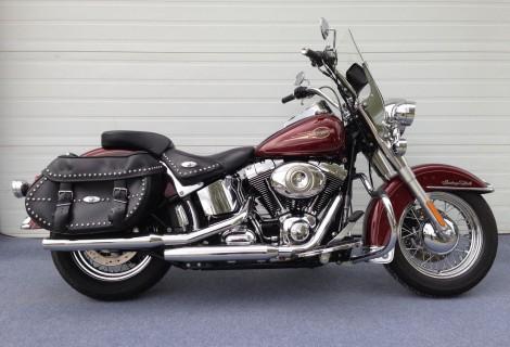 2008 Harley Davidson FLSTCI 13,295$