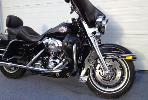 2006 Harley FLHTC 13,995$