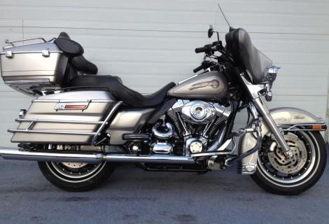 2007 Harley FLHTC 11,495$