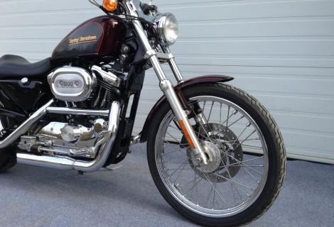 2001 Harley XL 1200C 5,995$