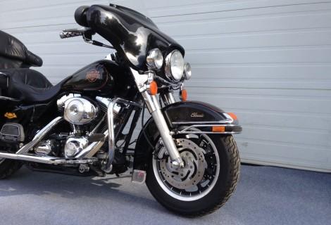 2002 Harley FLHTC 9,995$