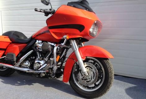 2008 Harley FLTRX 16,495$