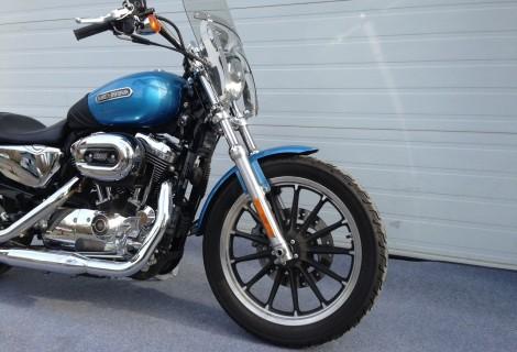 2011  Harley XL 1200L 9,495$