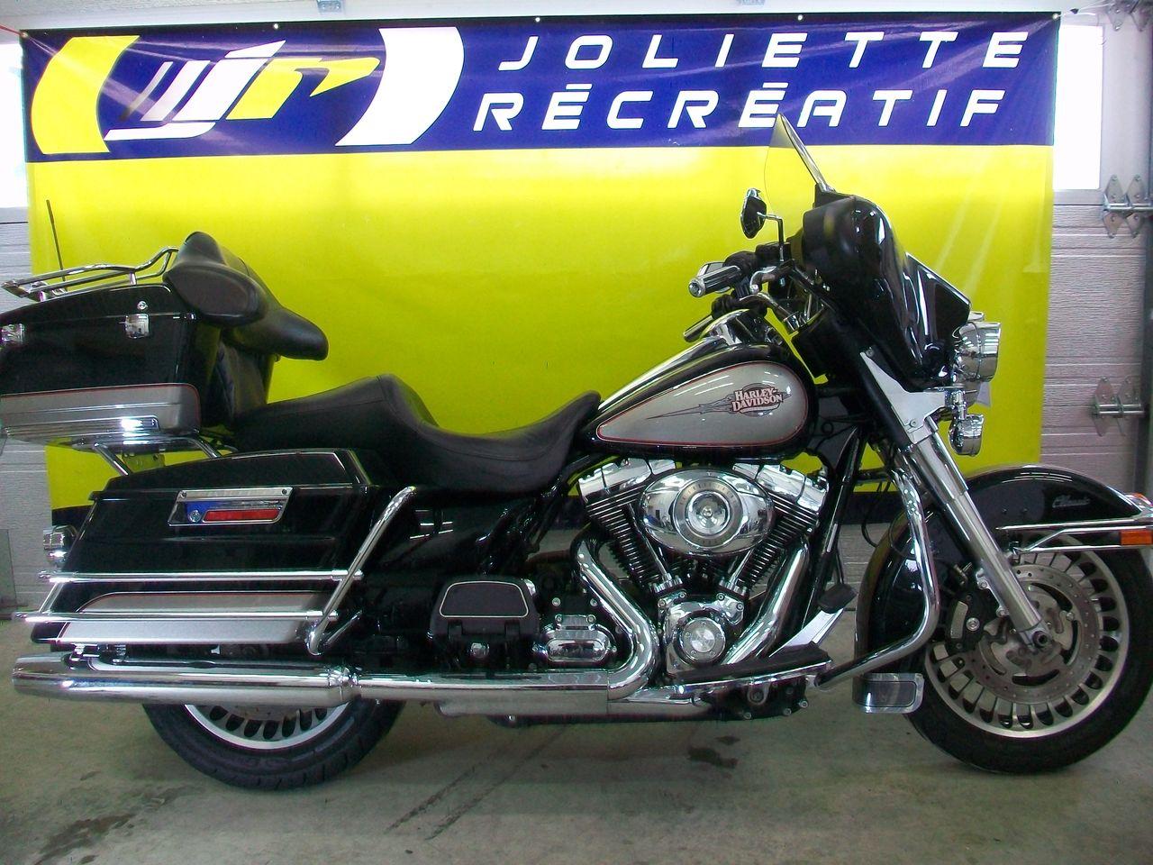 2009 Harley FLHTC 16,495$