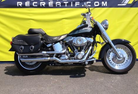 2009 Harley FLSTF 14,995$