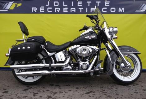 2009 Harley FLSTN 14,995$