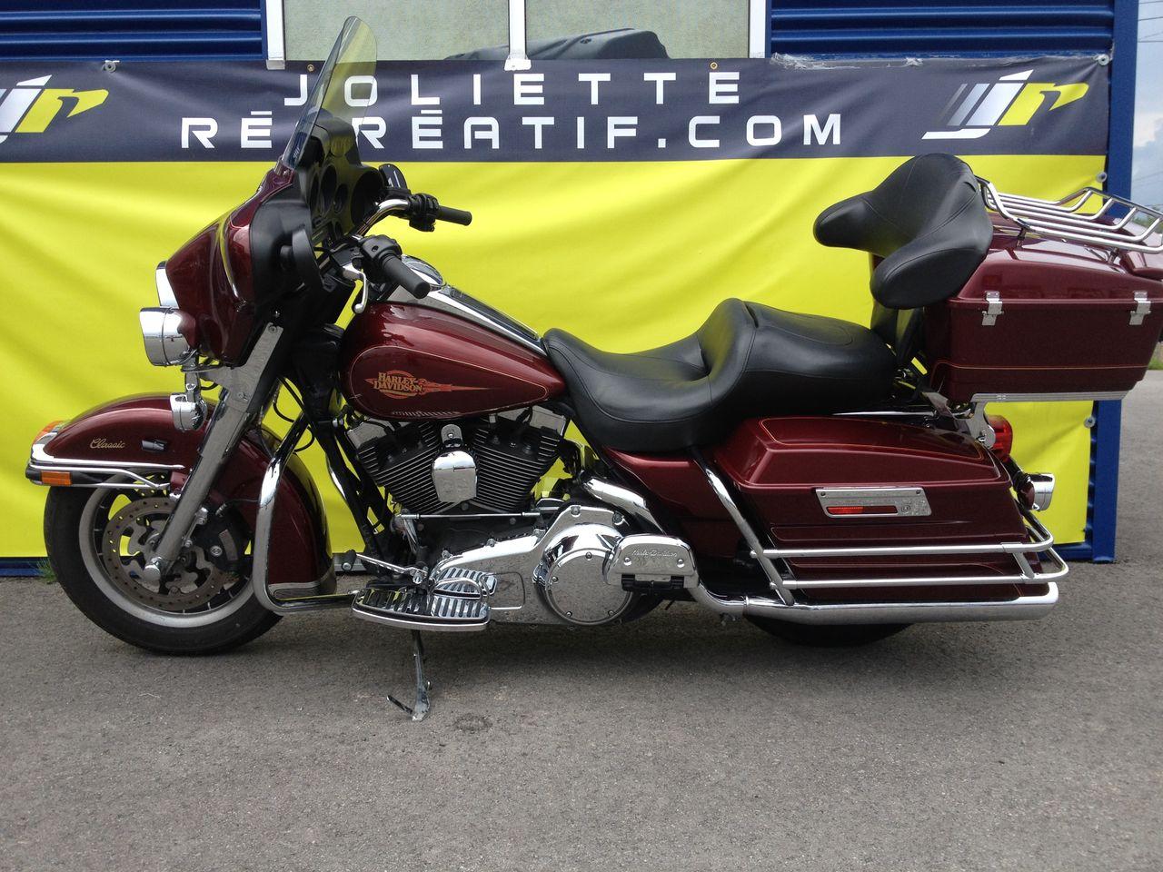 2008 Harley FLHTC