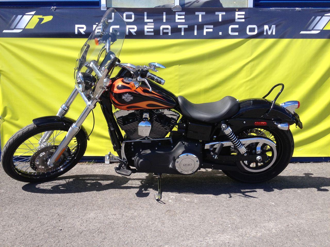 2013 Harley FXDWG