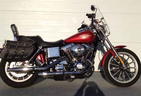 2003 Harley FXDI 9,995$