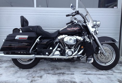 2002 Harley FLHR 10,995$
