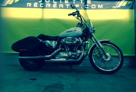 2006 Harley XL1200C 7,495$
