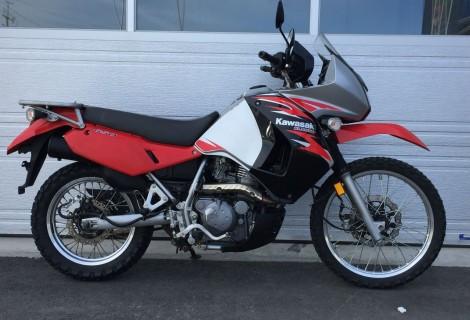 2008 Kawasaki KLR 650 3,395$