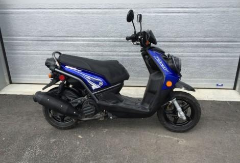 2009 Yamaha BWS 125 1,995$