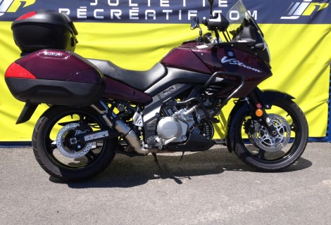 2010 Suzuki DL 1000 SE V-Strom 5,995$
