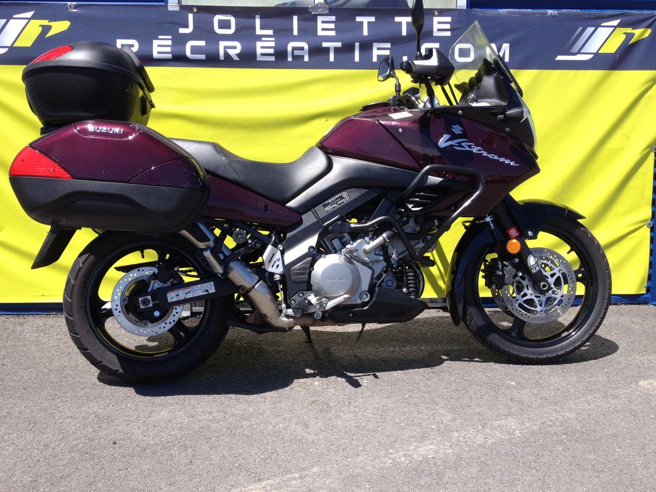2010 Suzuki DL 1000 SE V-Strom