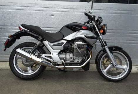 2008 Moto Guzzi Breva 750