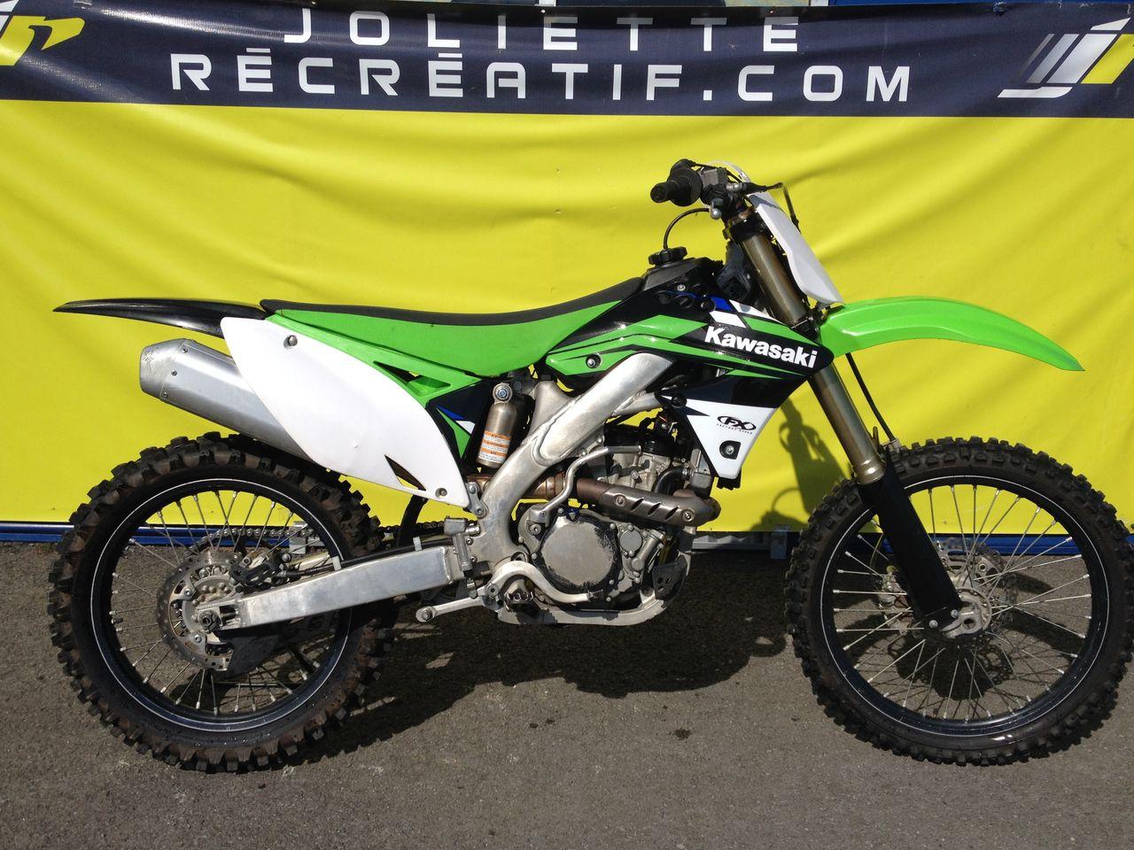 2012 Kawasaki KX250F 3,995$