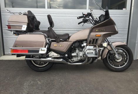 1984 Honda GL1200 Aspencade Touring 1,995$