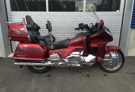 2000 Honda GL1500SE